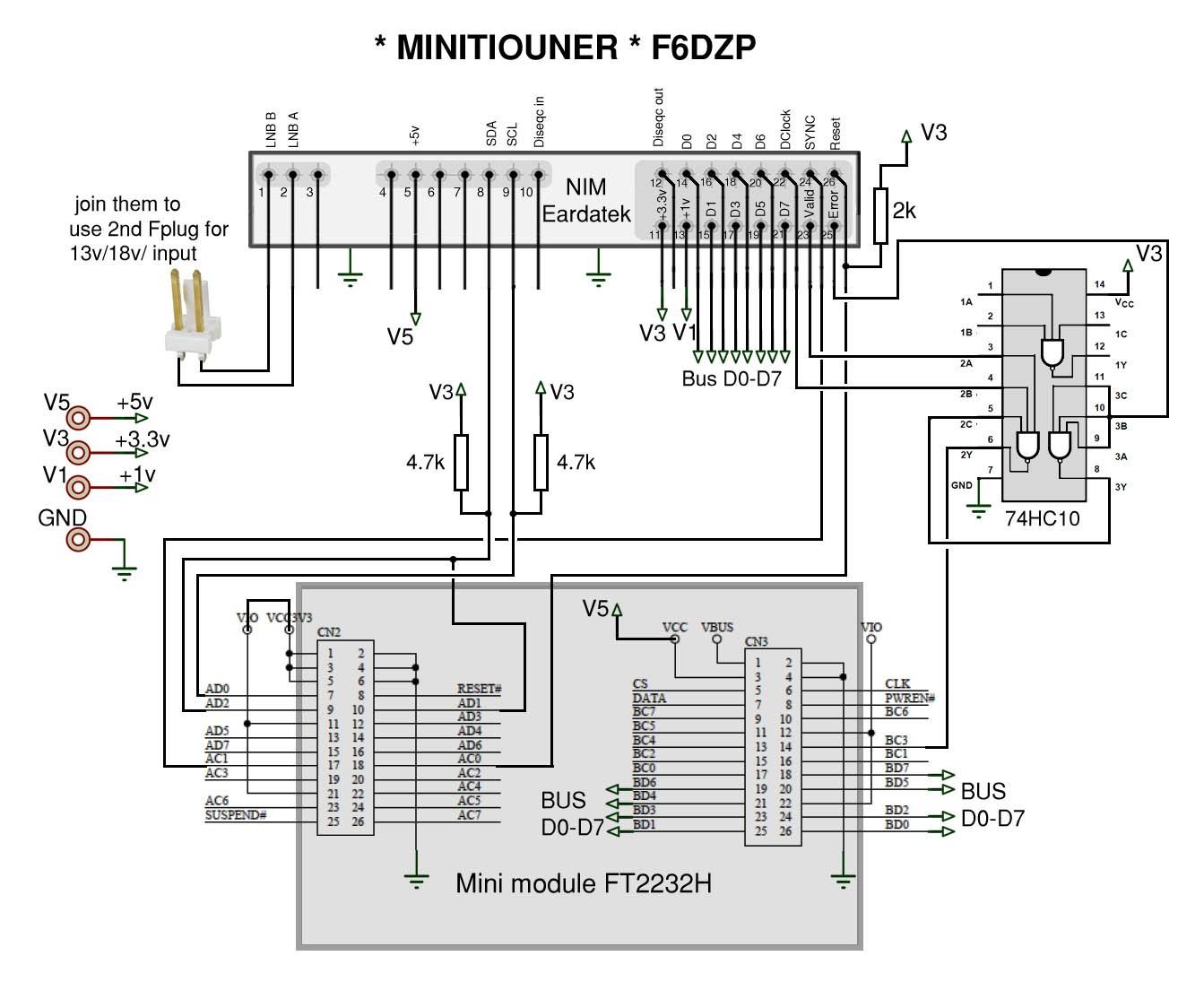 minitiouner hardware  u2013 amsat